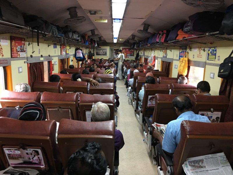 Najudobnejša vožnja z vlakom