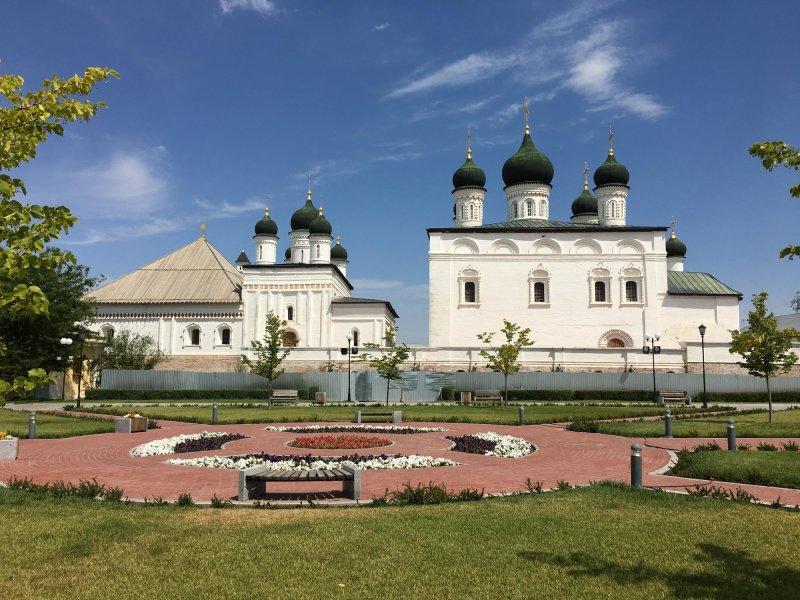 Kremlin v Astrakhanu