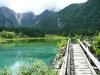 Mangartska jezera, raj za fotografe in ljubitelje idilične narave