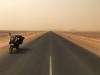 samota v sudanski puščavi