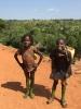 otroci z juga Etiopije