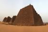 Sudan, piramide Meroe