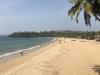 Plaža v Goi