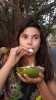 Uživanje v kokosu