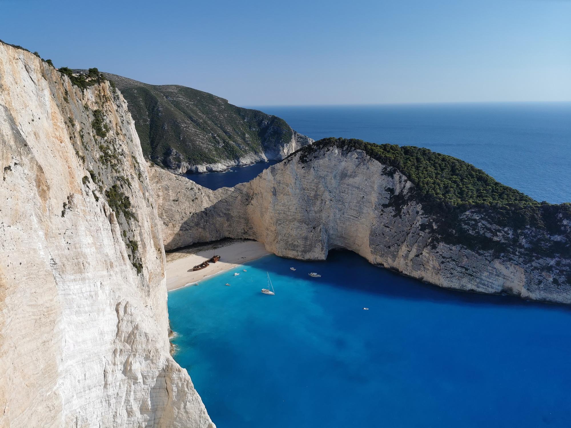 Grčija 2020