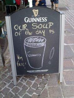 Irska juha po avstrijsko