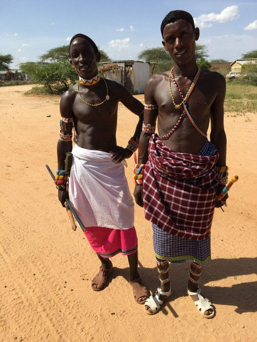Samburu bojevnika