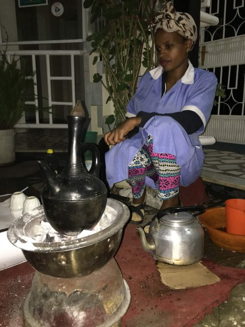 etiopska kava
