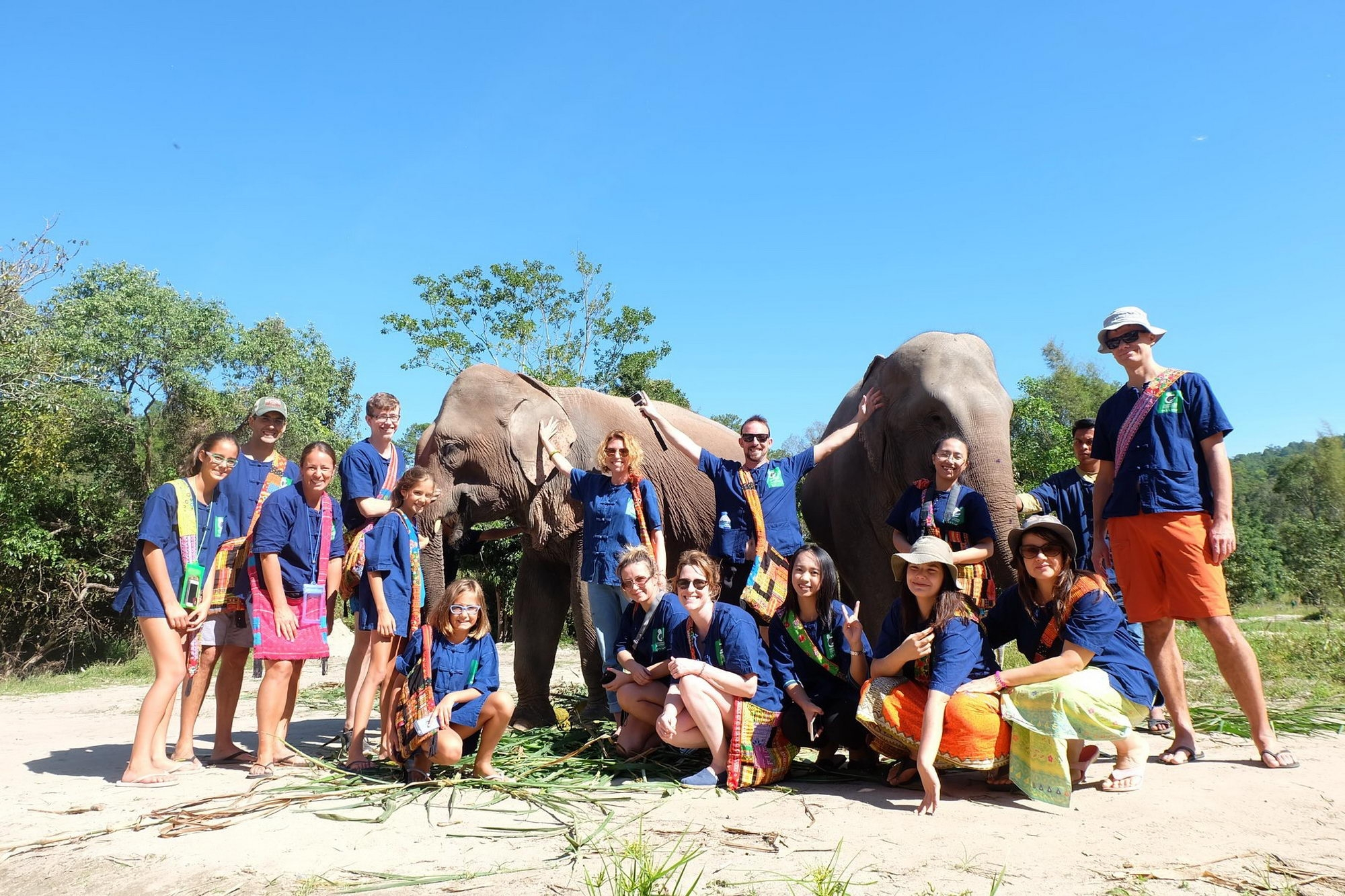 Druženje s sloni
