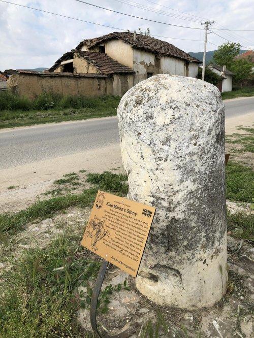 Po Makedoniji s kolesom
