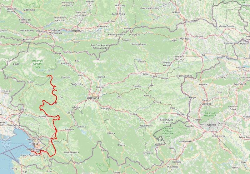 Po tretji etapi Slovenske planinske pešpoti