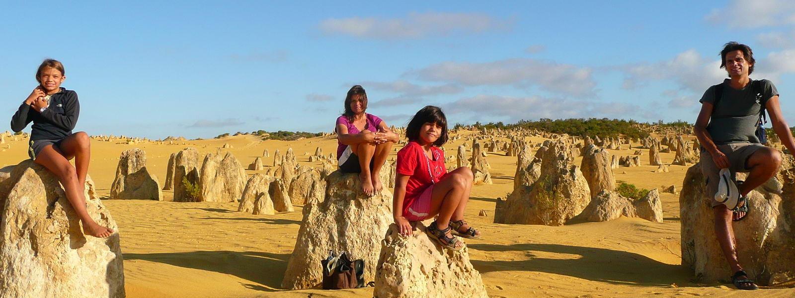 Sami skozi avstralsko divjino