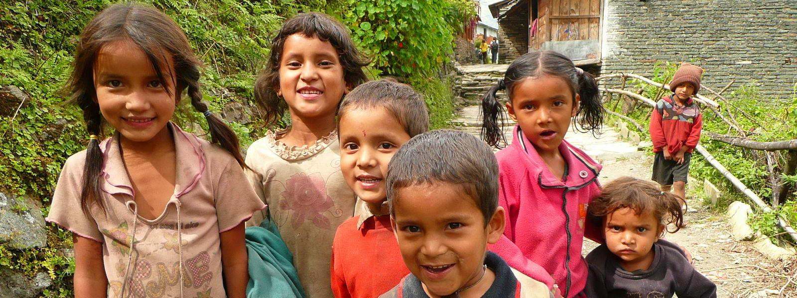 Pohod po Himalaji